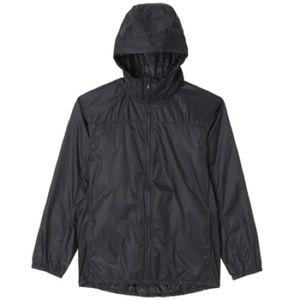 Muji lightweight rain jacket
